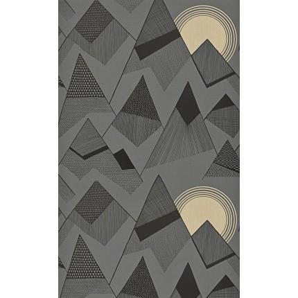 papier peint mountains missprint. Black Bedroom Furniture Sets. Home Design Ideas
