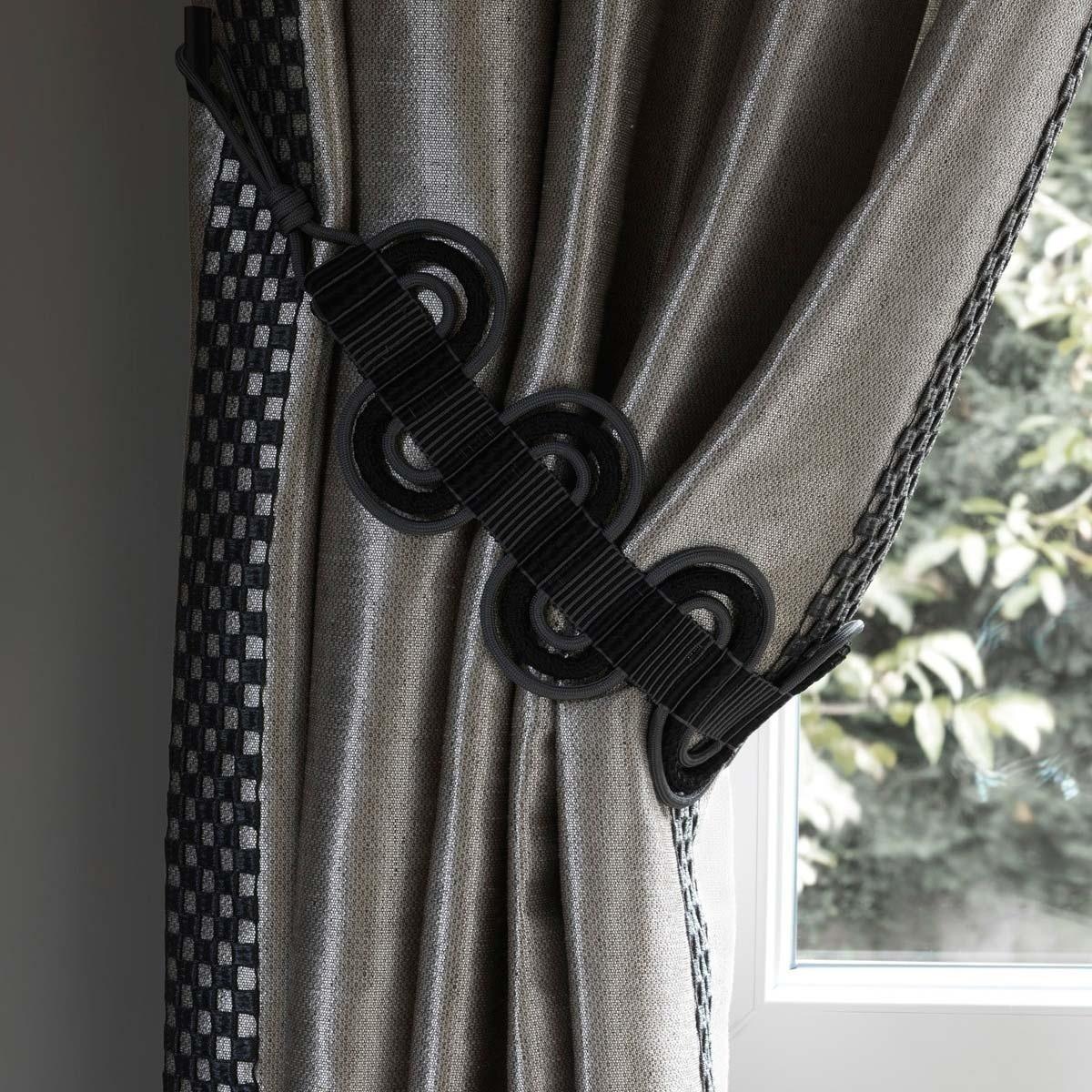 embrasse rideaux design fashion designs. Black Bedroom Furniture Sets. Home Design Ideas