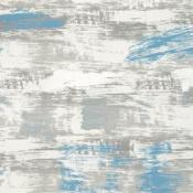 Tissu Sofiero Turquoise Designers Guild