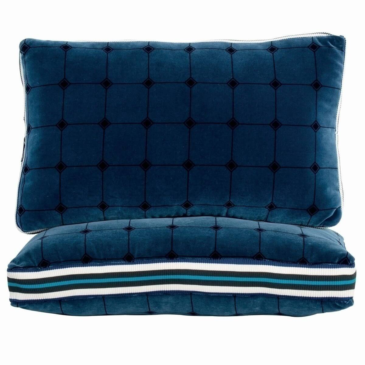 coussin bombers jean paul gaultier. Black Bedroom Furniture Sets. Home Design Ideas