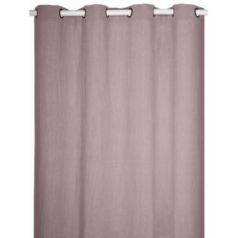 Sabbia Curtain Brume rosée Charvet Editions