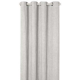 Tassili Curtain Anthracite Charvet Editions