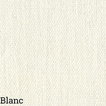 Janeiro Curtain Blanc Toiles de Mayenne