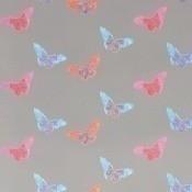 Voile Papillon Macaron Sahco