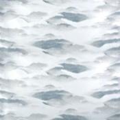 Tissu Clouds Fumée Sahco