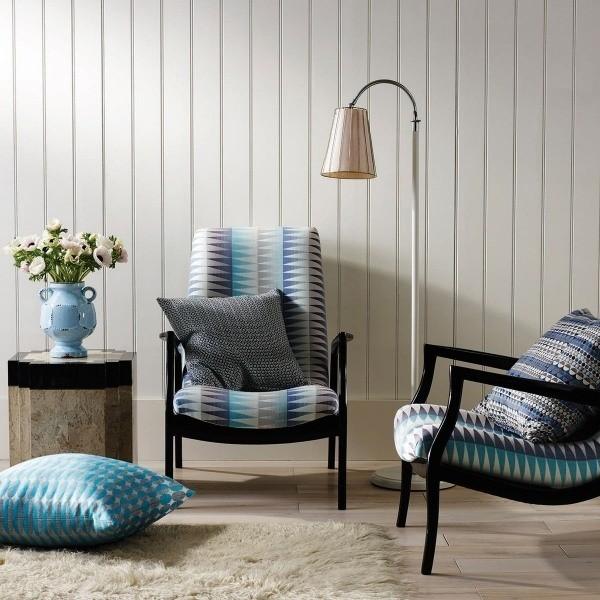 tissu ellington osborne and little. Black Bedroom Furniture Sets. Home Design Ideas