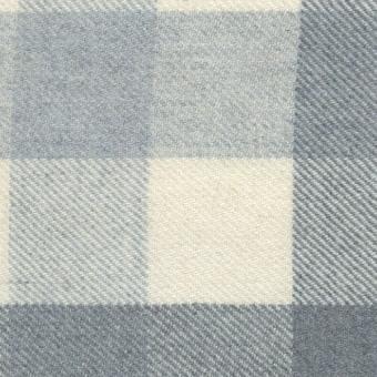 Megève Wool Bleu Nobilis