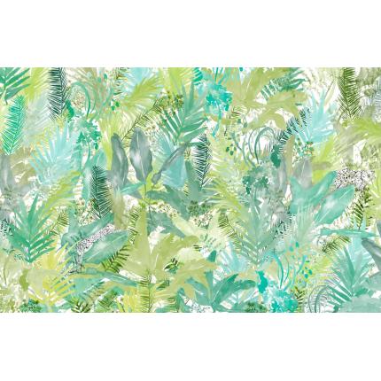 Panneau Find Jaguars Coordonné Green 4800072 Coordonné