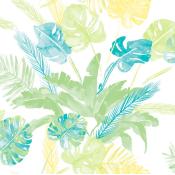 Papier peint Jungle Green Coordonné