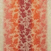 Tissu Georgiana Sorbet Nina Campbell