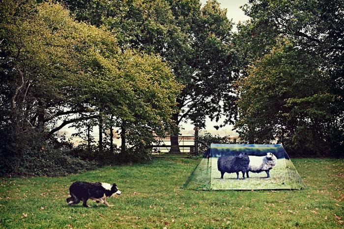 Tente Animal Farmer