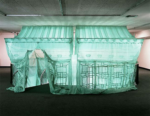 installation Perfect Home par Do Ho Suh
