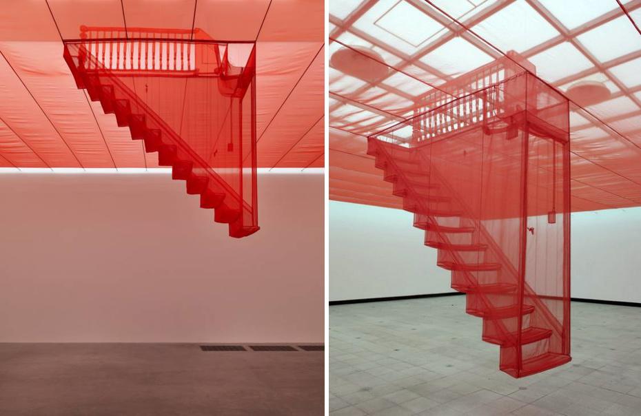 staircase par Do Ho Suh