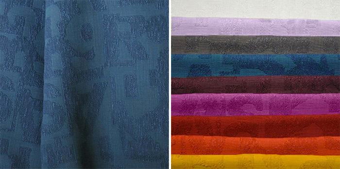 collection de tissus d 39 ameublement sonia rykiel n 3 blog tissus. Black Bedroom Furniture Sets. Home Design Ideas