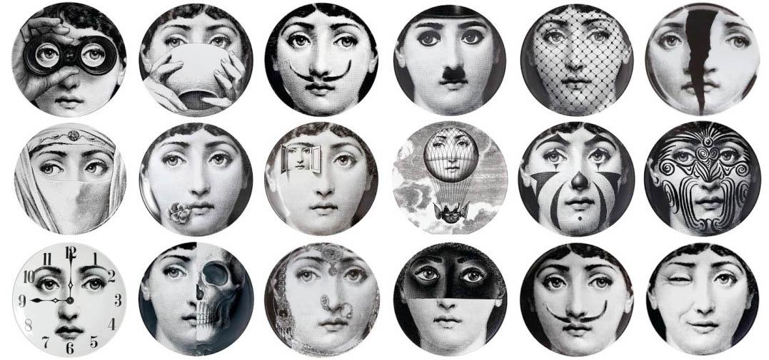 Lina Cavalieri : la femme aux mille visages de Fornasetti