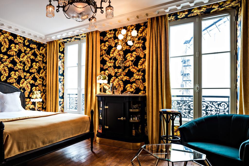Hotel Providence - benoit linero - chambre 32 jaune (3)