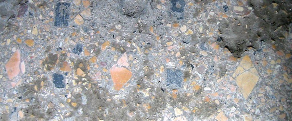 Terrazzo-floor - Herculaneum