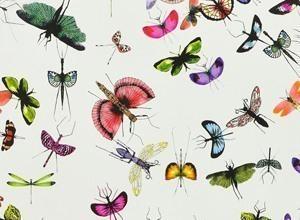 tissus d 39 diteurs motifs papillon. Black Bedroom Furniture Sets. Home Design Ideas