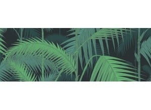 Papier Peint Tropical Tapisseries Motifs Palmiers Et Jungle