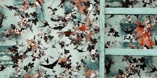 ambiances d coration de luxe tissu mural et papier peint. Black Bedroom Furniture Sets. Home Design Ideas