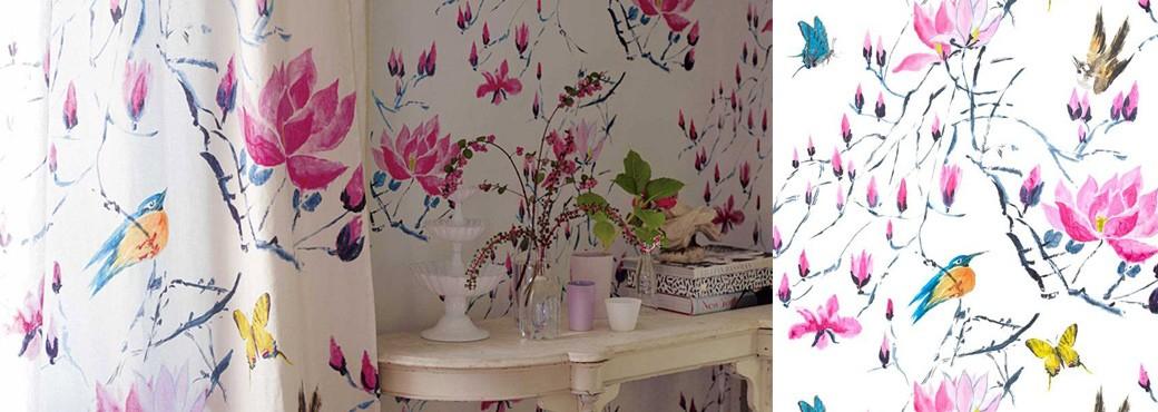 Designers Guild - Collection Kimono Blossom