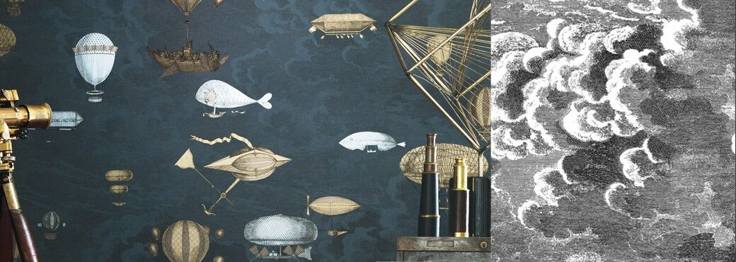 Cole and Son - Collection Fornasetti II
