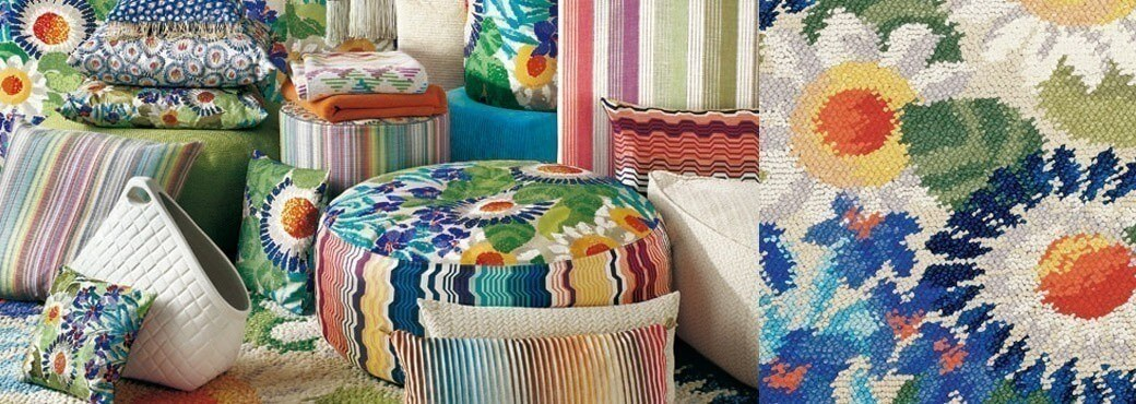 Missoni Home - Collection Margherita Pointillee