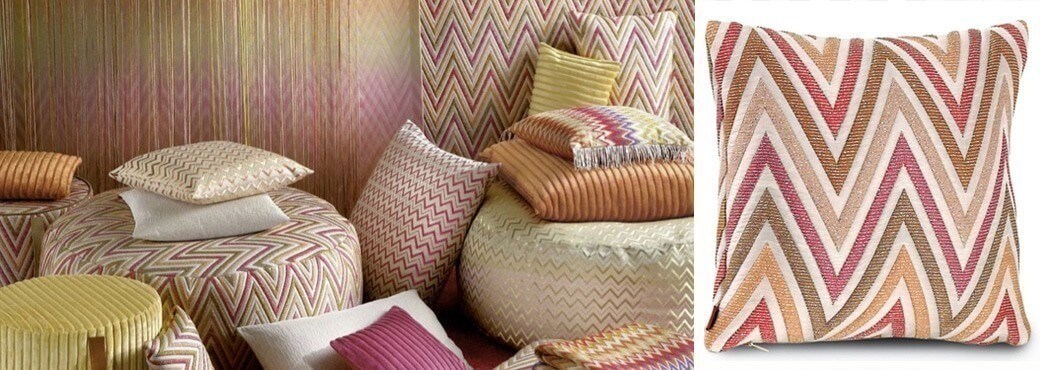 Missoni Home - Collection Golden Age Soft