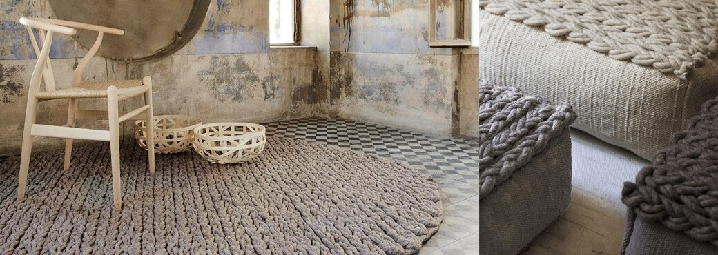 Gan Rugs - Collection Trenzas