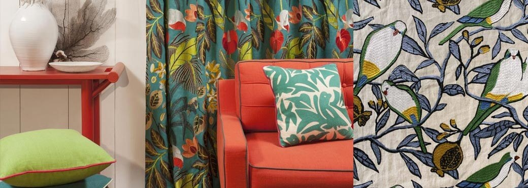 Nobilis - Collection Broderies Tropicales