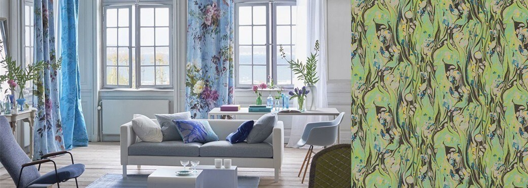 Designers Guild - Collection Jardin Des Plantes
