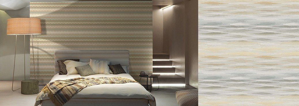 Missoni Home - Collection Wallcoverings 01