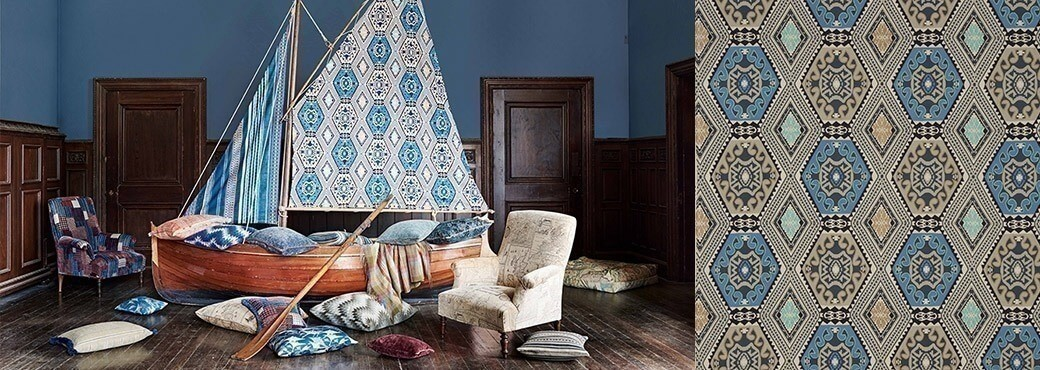 Mulberry - Collection Bohemian Travels