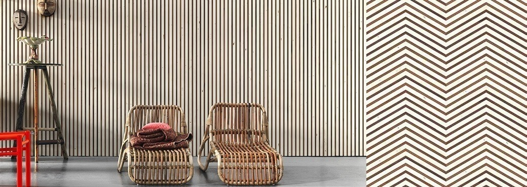 NLXL by Arte - Collection Timber Strips Wallpaper