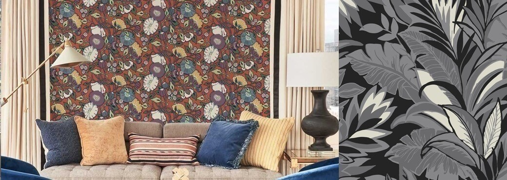 York Wallcoverings - Collection Conservatory
