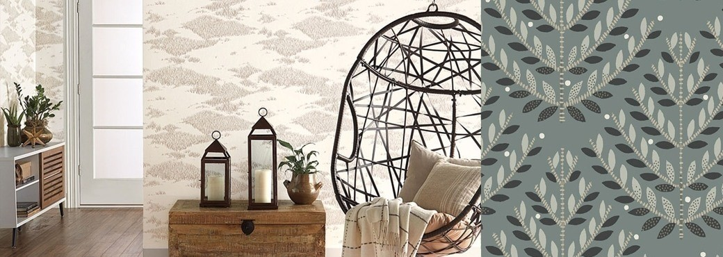 York Wallcoverings - Collection Norlander