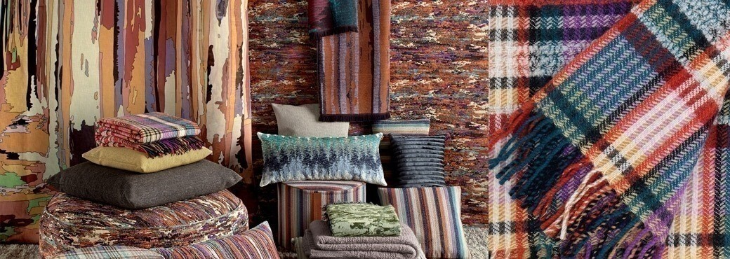 Missoni Home - Collection Alps