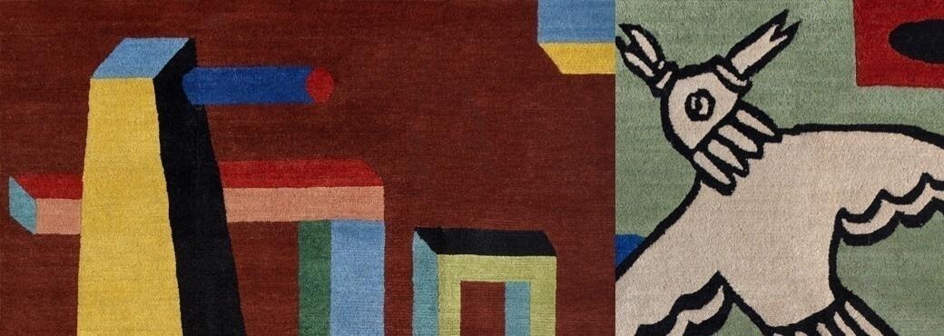 Post Design - Collection 20 Carpets