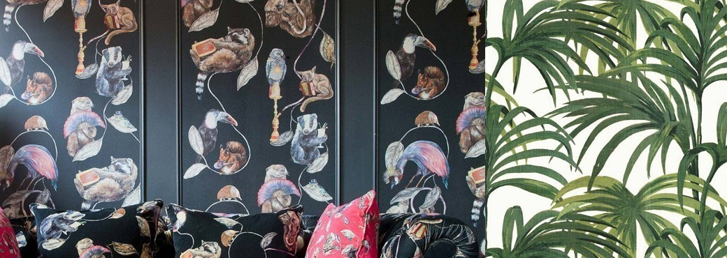 House of Hackney Wallpaper's Collection