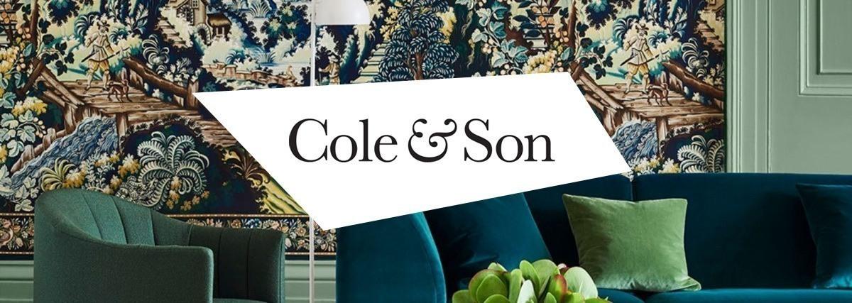 Papiers peints par Cole and Son