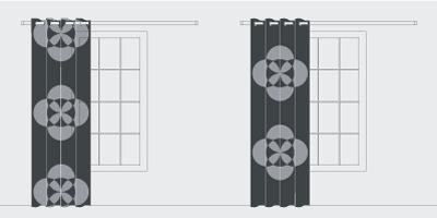 Curtain Vignette 8